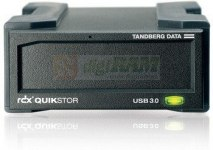 Tandberg Data 8782-RDX RDX EXTERNAL DRIVE BLACK