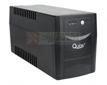 UPS Quer model Micropower 2000 ( offline, 2000VA / 1200W , 230 V , 50Hz )