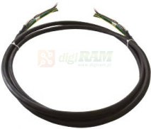 Videotec CMAN1200 Armoured black cable,available