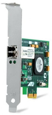 Allied Telesis AT-2914SX/LC-001 PCI-EXPRESS FIBER ADAPTER CARD