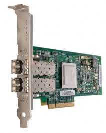 QLOGIC QLE-2562 8Gb DUAL PORT FC HBA PCI-E